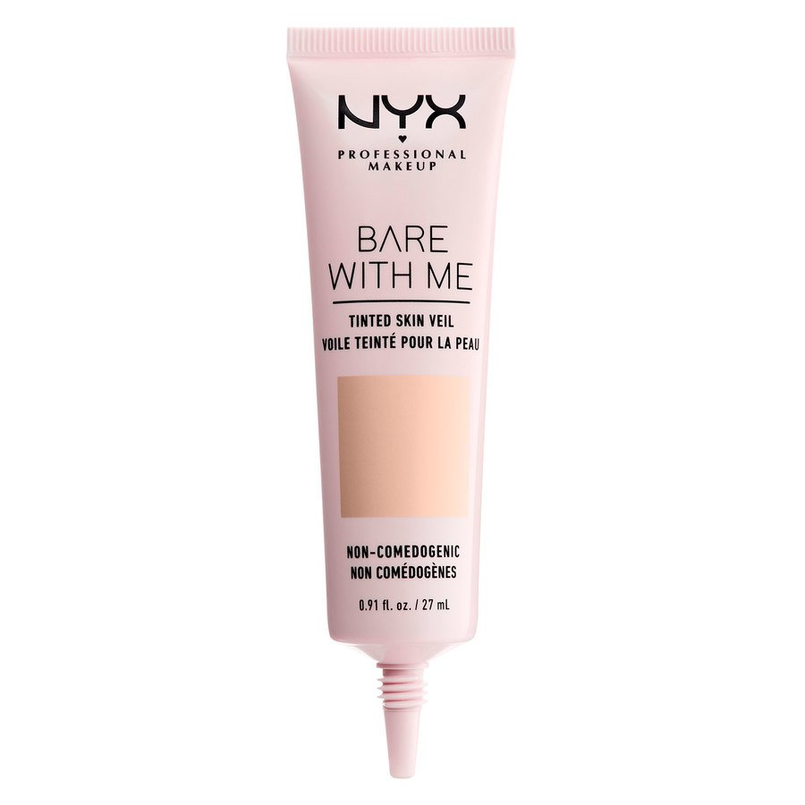 NYX Professional Makeup Bare With Me Tinted Skin Veil Pale Light 27 ml