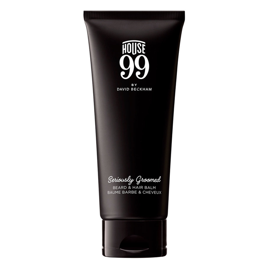 House 99 by David Beckham Seriously Groomed Beard & Hair Balm 75 ml