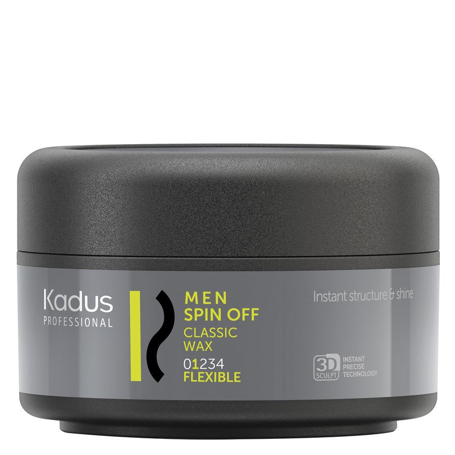 Kadus Professional Men Spin Off Classic Wax 75 ml