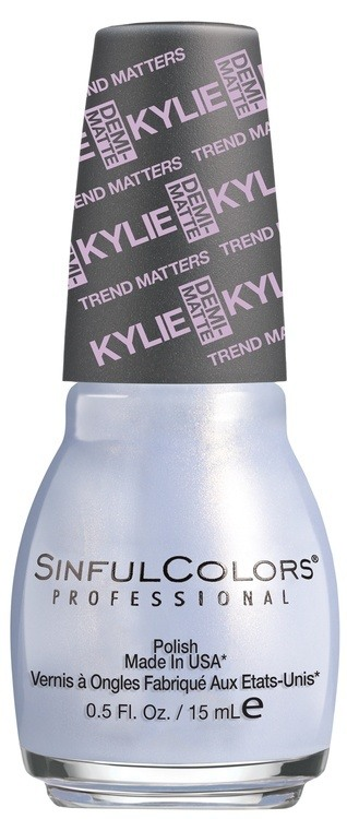 Kylie Jenner Sinful Colors Nagellack Kurtsey #2077 15ml