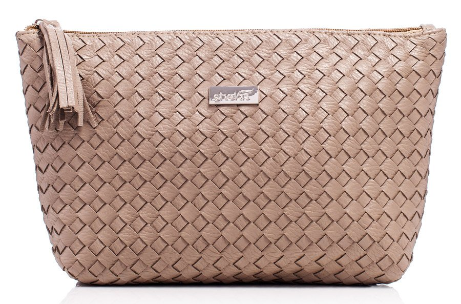 Shelas Necessär Medium Beige