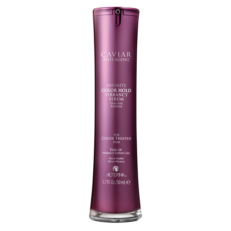 Alterna Caviar Infinite Color Hold Vibrancy Serum Dual Use Booster 50 ml
