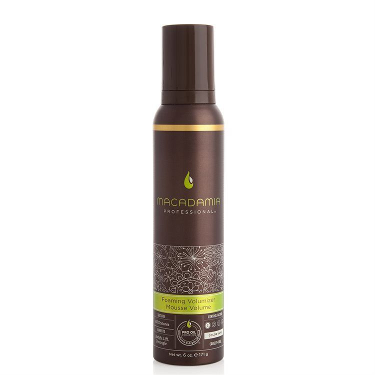 Macadamia Professional Foaming Volumizer 180 ml