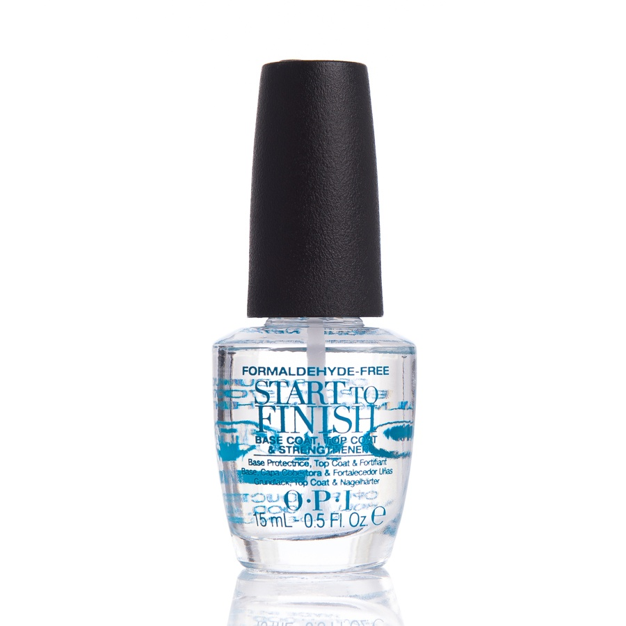 OPI Start To Finish Formaldehyde Free Formel 15 ml