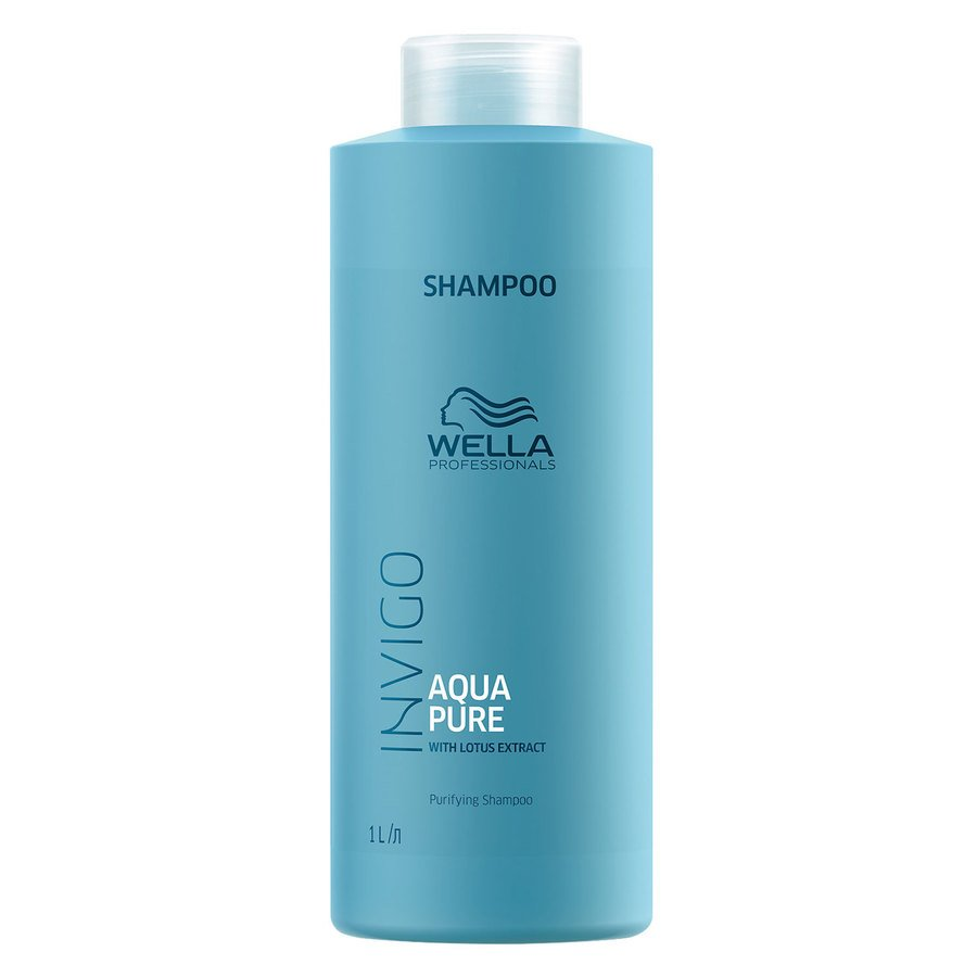 Wella Professionals Balance Invigo Aqua Pure Purifying Shampoo 1000 ml
