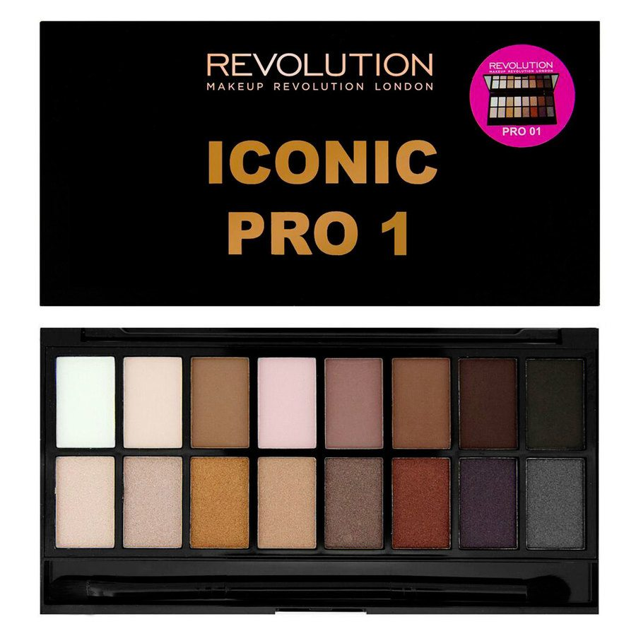 Makeup Revolution Palette Iconic Pro 1 16 g