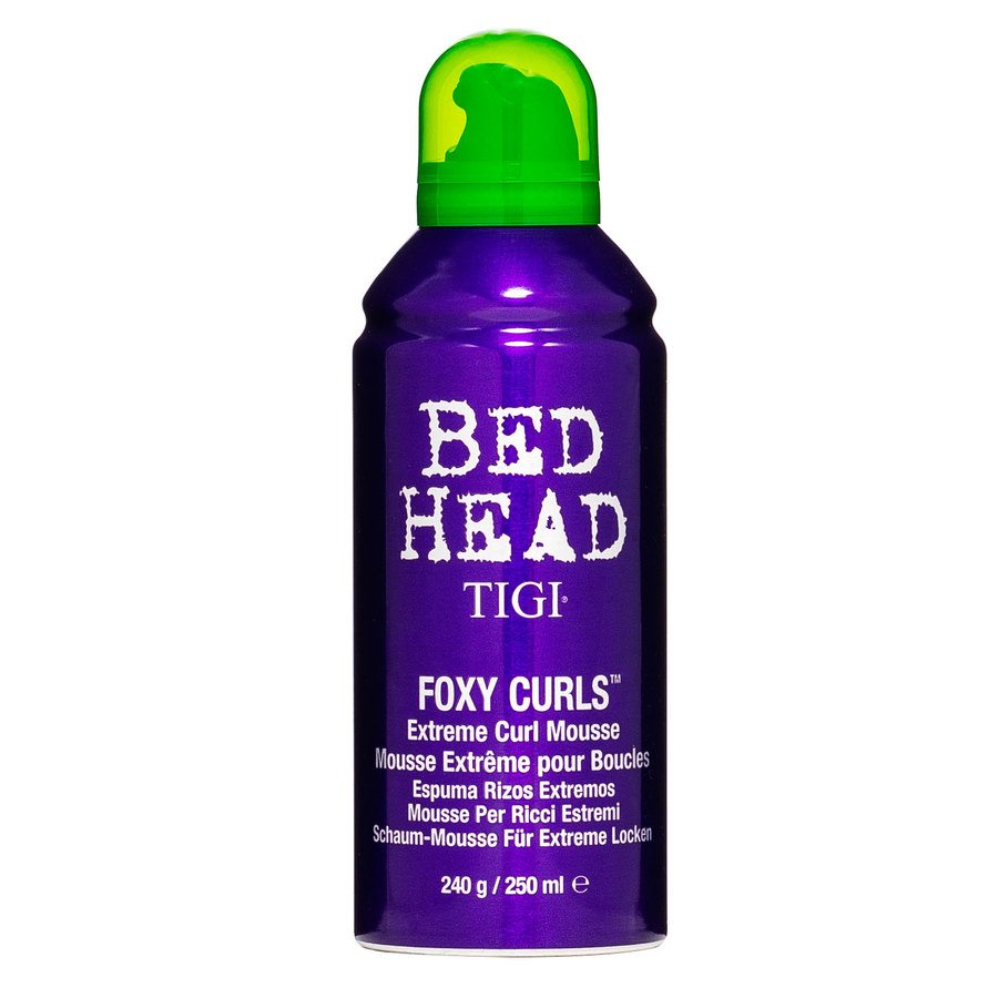TIGI Bed Head Foxy Curls Extreme Curl Mousse 250 ml