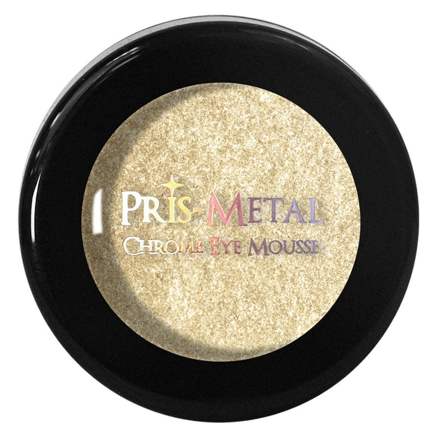 J.Cat Pris-Metal Chrome Eye Mousse, Crescent Moonshock