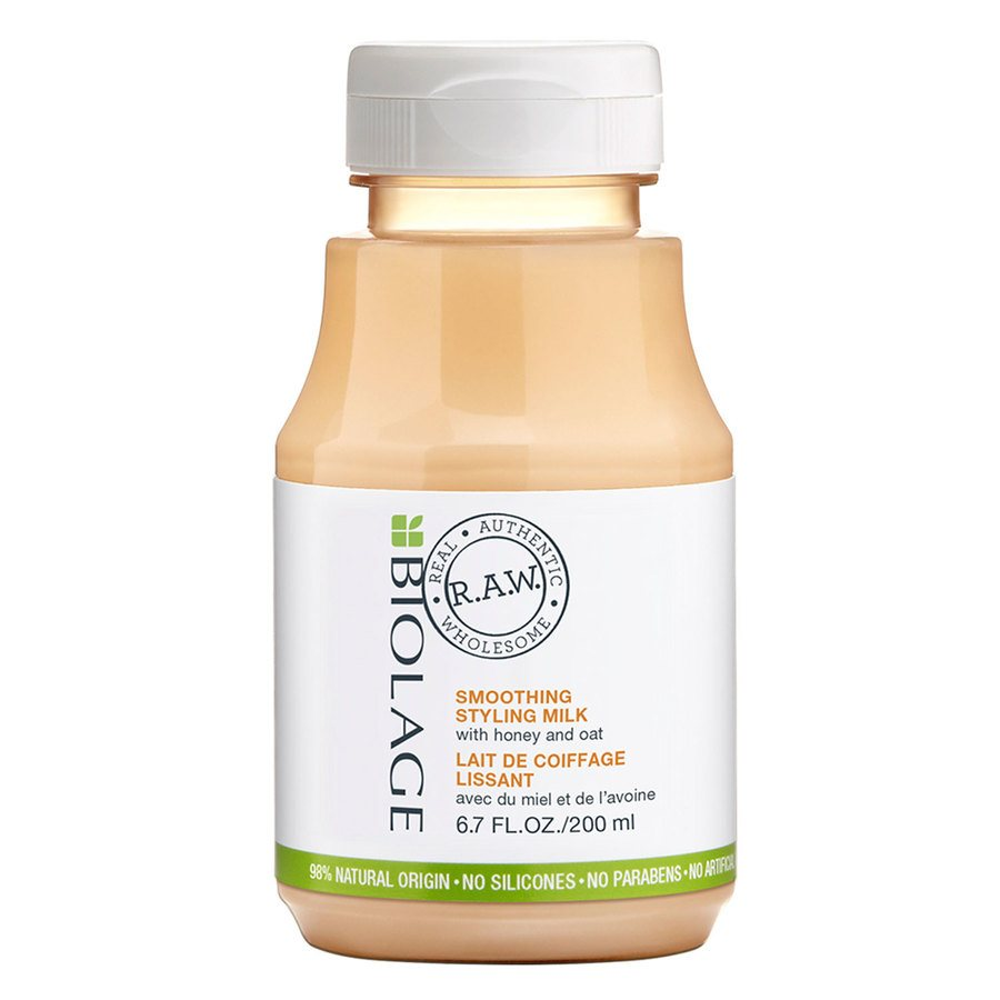 Matrix Biolage R.A.W Smoothing Yogurt With Honey & Oats 200 ml