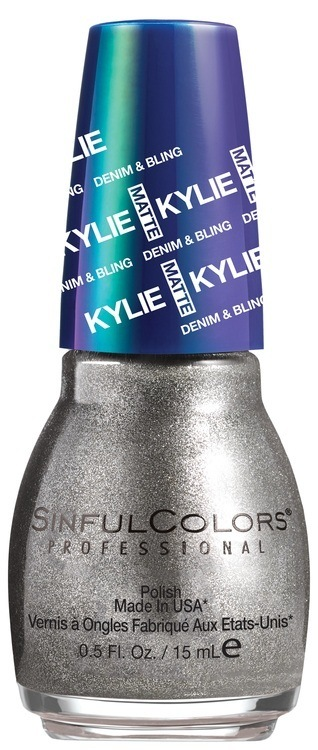 Kylie Jenner Sinful Colors Nagellack After Dark #2102 15ml
