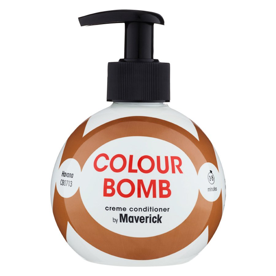 Colour Bomb Färgbalsam Havana 250 ml