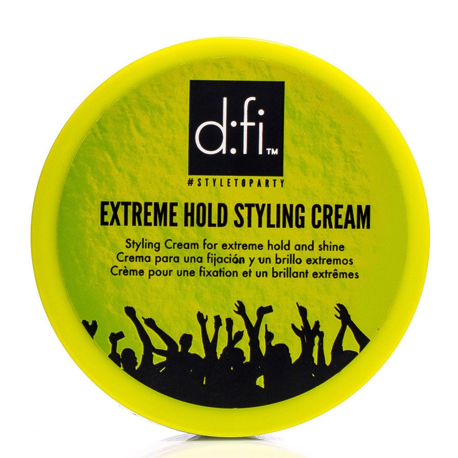 D:fi Extreme Cream Styling Cream For Extreme Hold And Shine 75 g