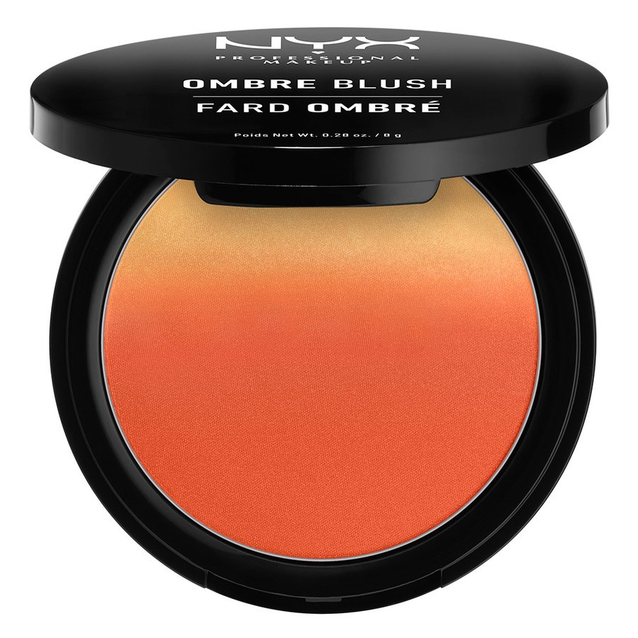 NYX Prof. Makeup Ombre Blush Feel The Heat