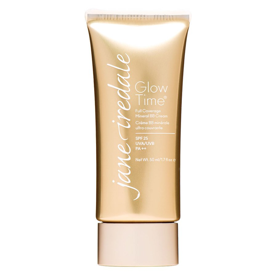 Jane Iredale Glow Time Full Coverage Mineral BB Cream Medium Medium-Dark BB7 50 ml