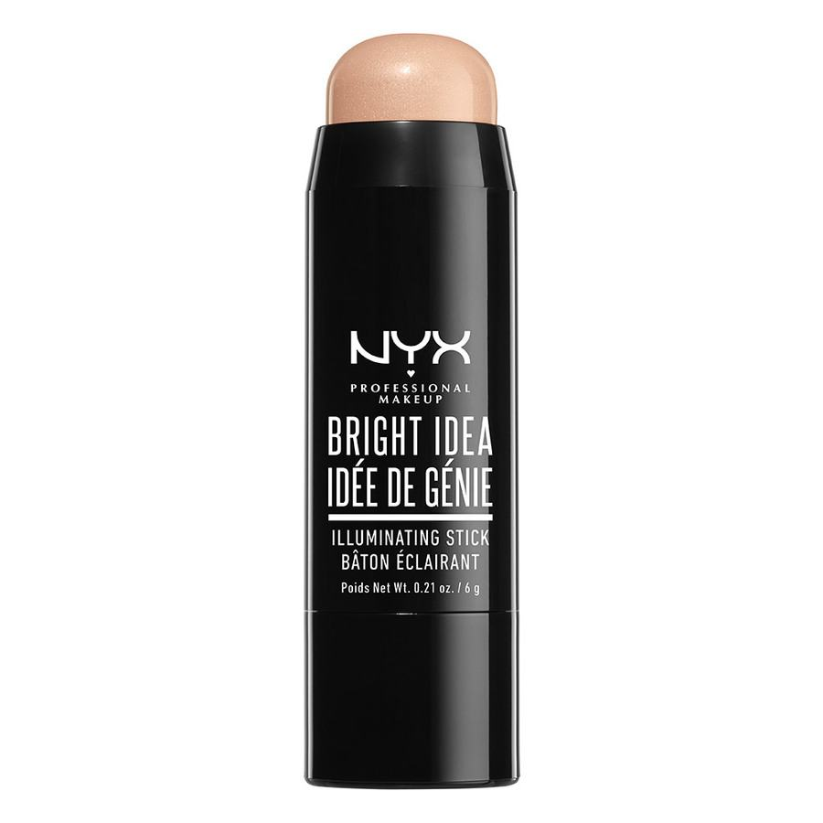 NYX Professional Makeup Bright Idea Illuminating Stick Chardonnay Shimmer BIIS05 6 g