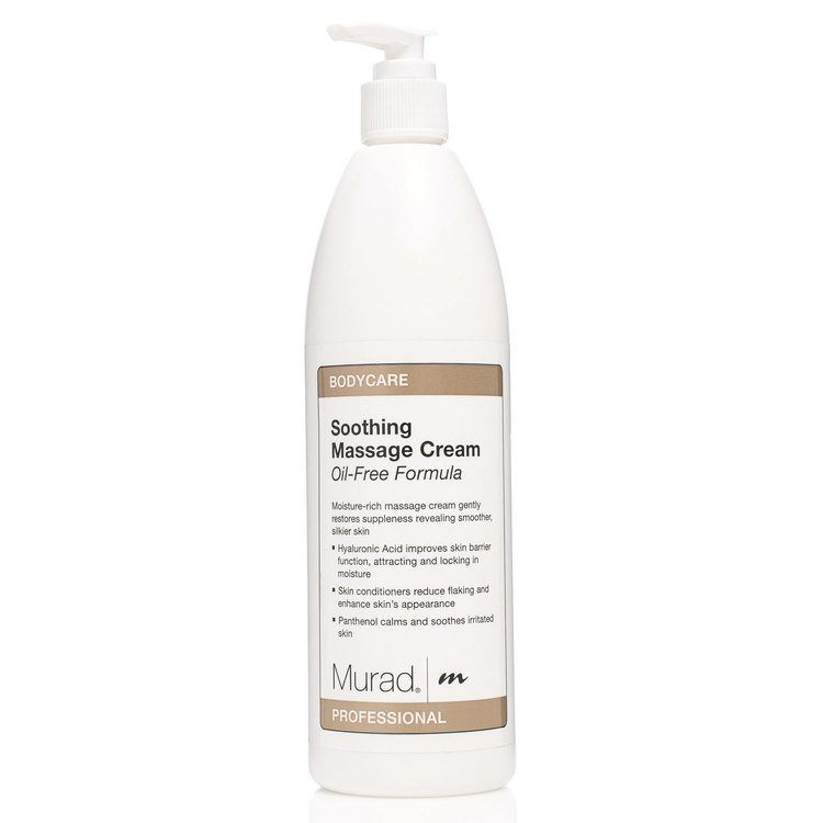 Murad Soothing Massage Cream Oil-Free Formel 500 ml