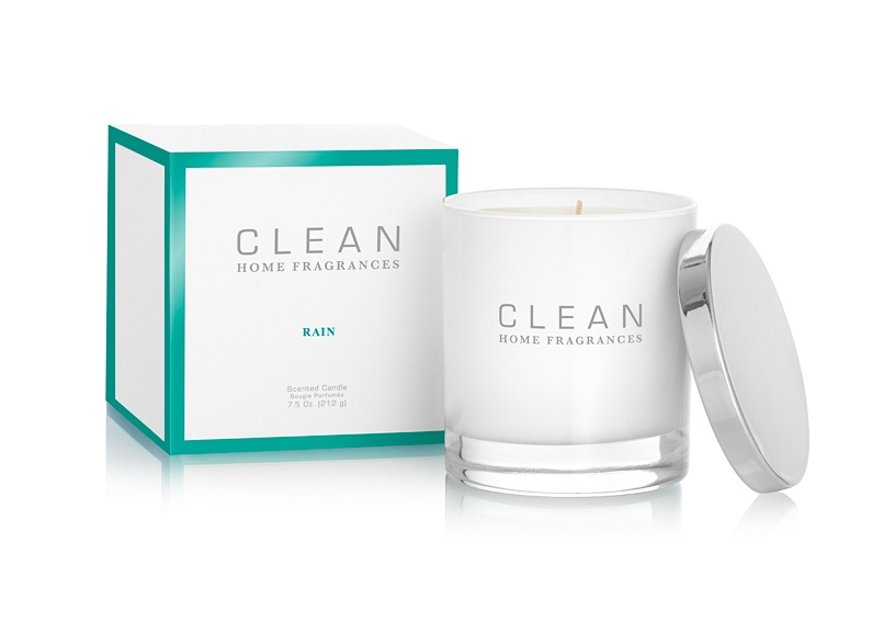 CLEAN Home Collection Rain Candle 212g