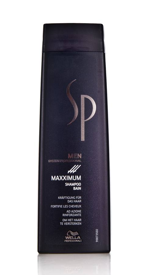Wella SP Men Maxximum Shampoo 250 ml