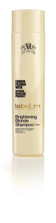 Label.m. Brightening Blonde Shampoo 300ml