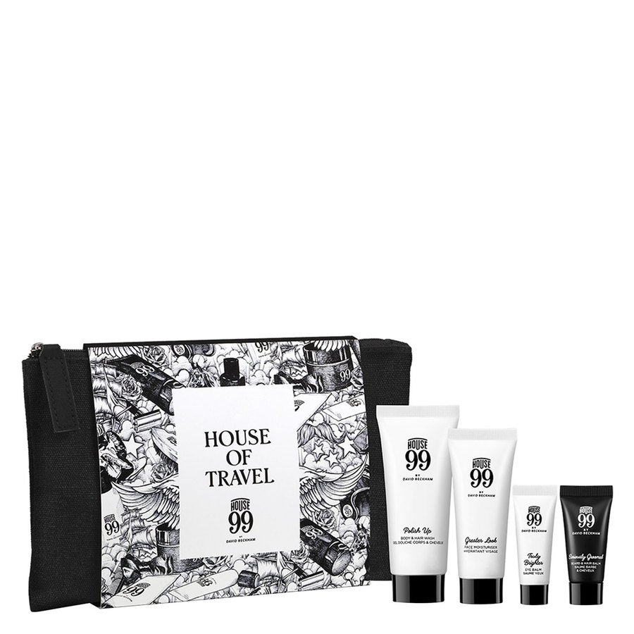 House 99 House of Travel Kit for Men