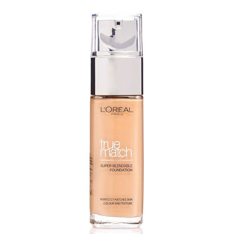 L'Oréal Paris True Match Liquid Foundation W3 Golden Beige