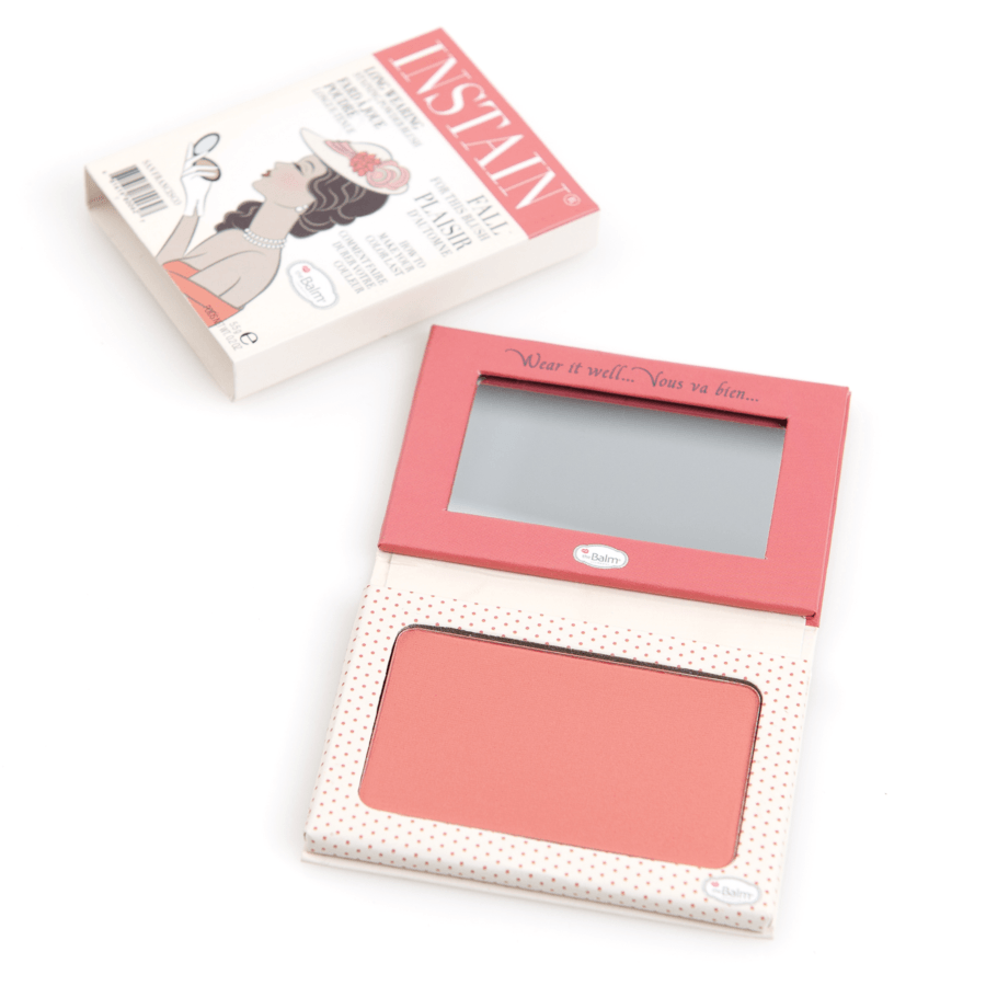 The Balm Instain Long Wearing Powder Blush Swiss Dot 5,5 g