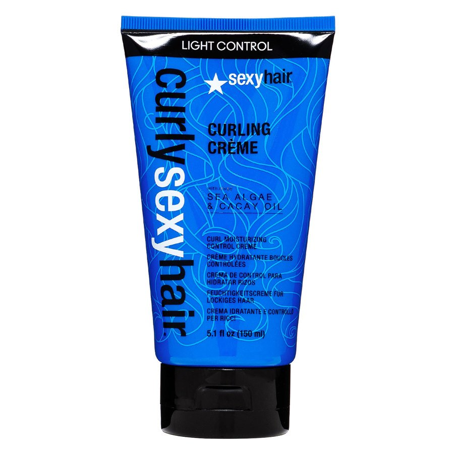 Curly Sexy Hair Curling Creme 150 ml