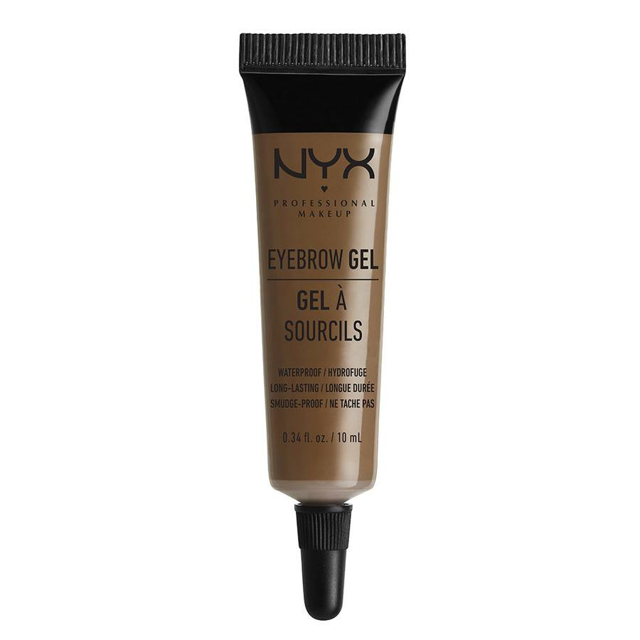 NYX Professional Makeup Eyebrow Gel Brunette
