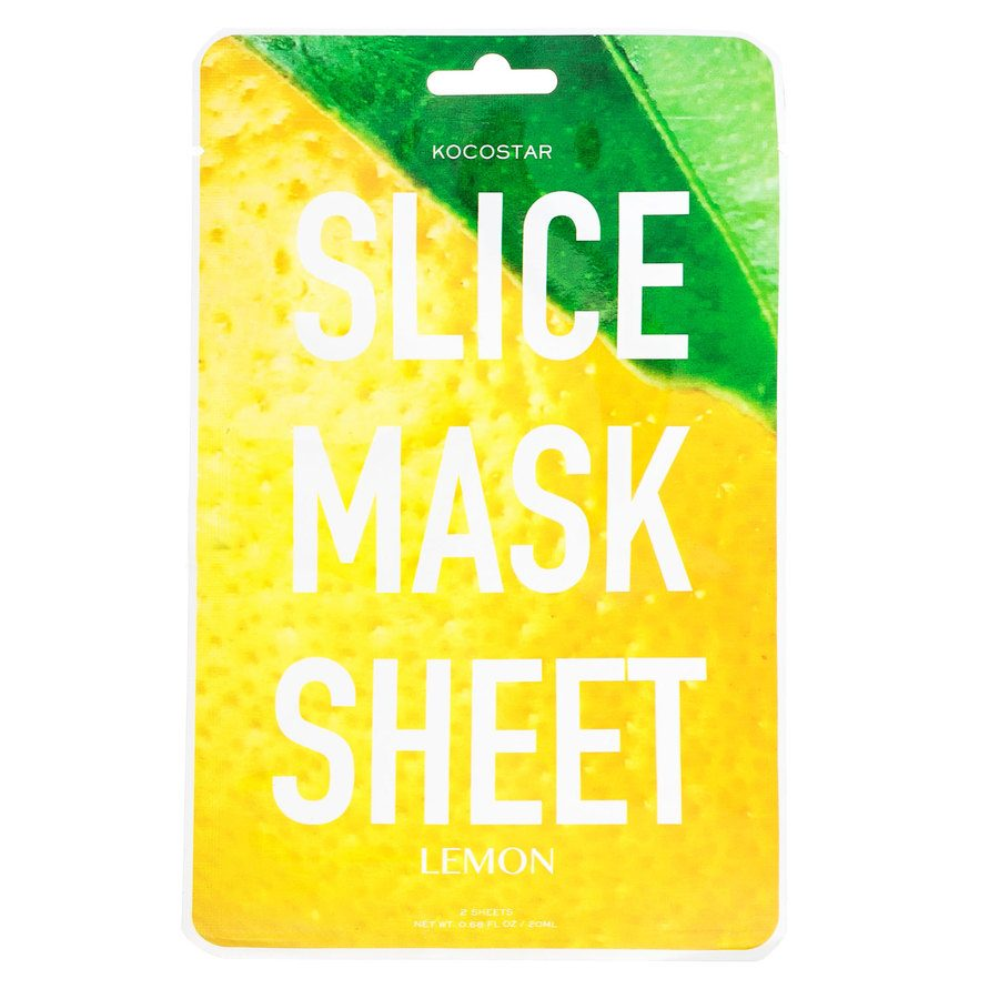Kocostar Slice Mask Sheet Lemon
