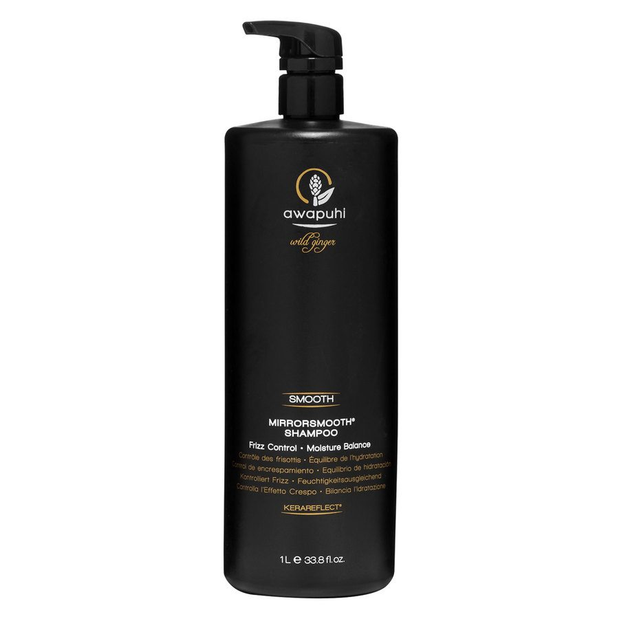 Paul Mitchell Awapuhi Wild Ginger Mirror Smooth Shampoo 1000 ml