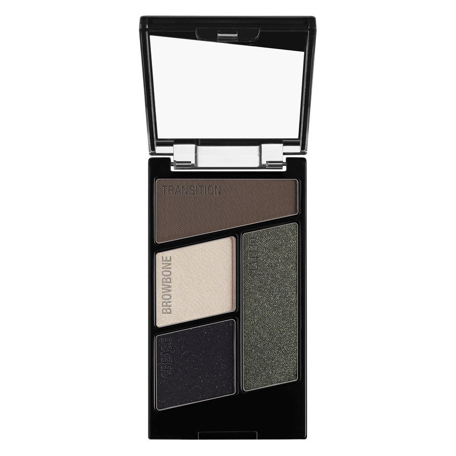 Wet`n Wild Color Icon Eyeshadow Quad Lights Out