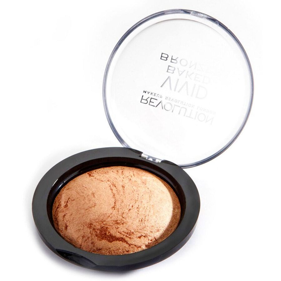 Makeup Revolution Ready To Go Baked Bronzer 13g
