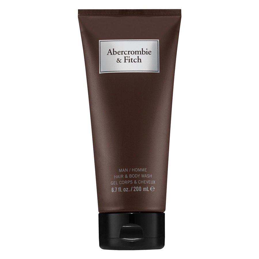 Abercrombie & Fitch First Instinct For Men Hair and Body Wash 200ml