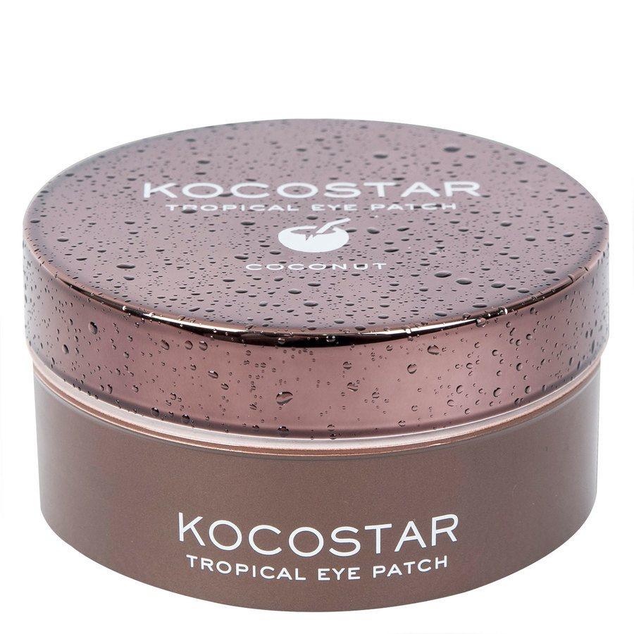 Kocostar Tropical Eye Patch Coconut 30 Pairs