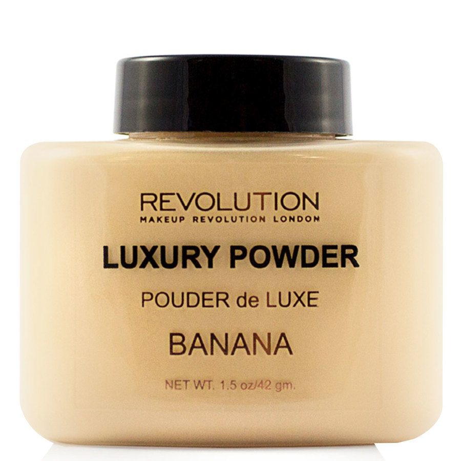 Makeup Revolution Luxury Baking Powder Banana 42 g