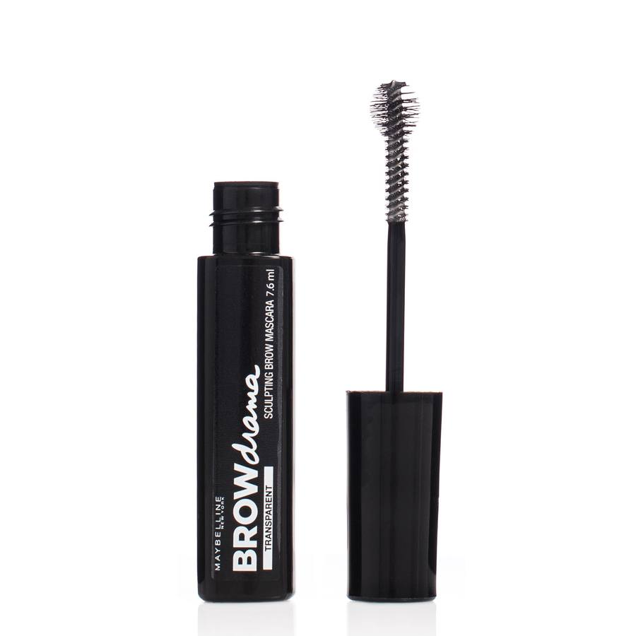 Maybelline Brow Drama Sculpting Brow Mascara Transparent 7,6 ml