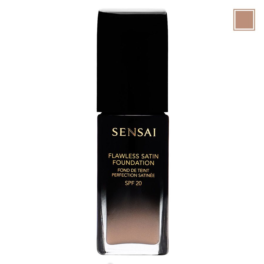 Sensai Flawless Satin Foundation FS102 Ivory Beige 30ml