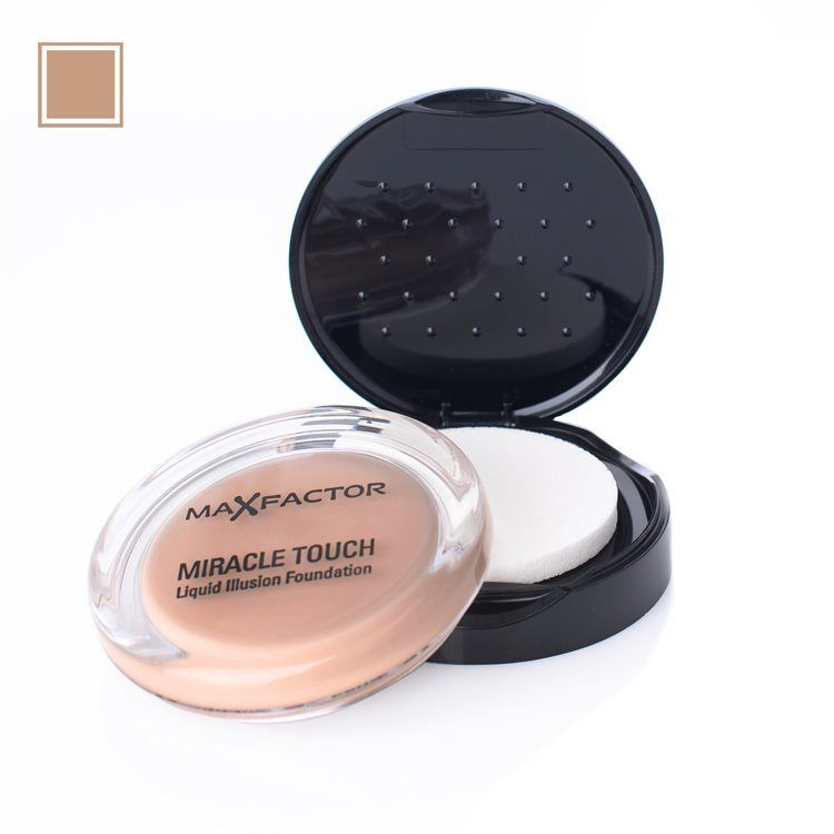 Max Factor Miracle Touch Foundation 45 Warm Almond 11,5 g