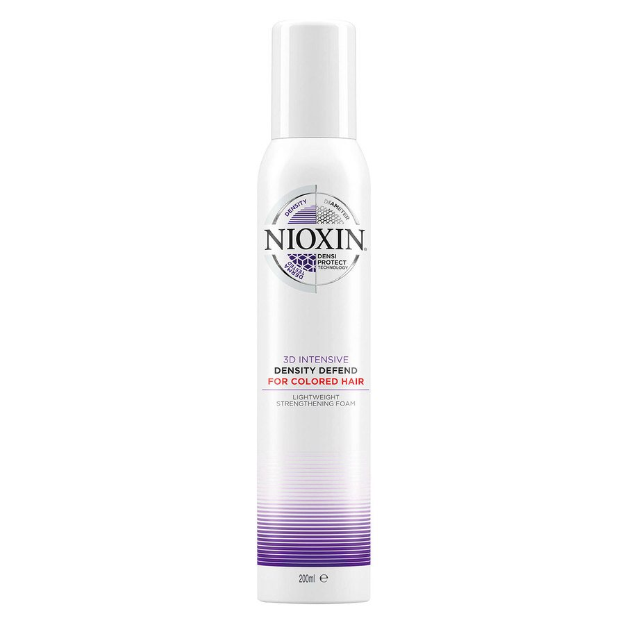 Nioxin 3D Intensive Density Defend For Colored Hair 200ml