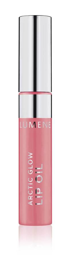 Lumene Artic Glow Lip Oil 200 Dew 8ml