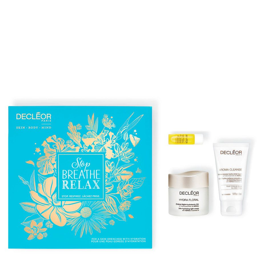Decléor Stop Breathe Relax Hydrating Gift Set