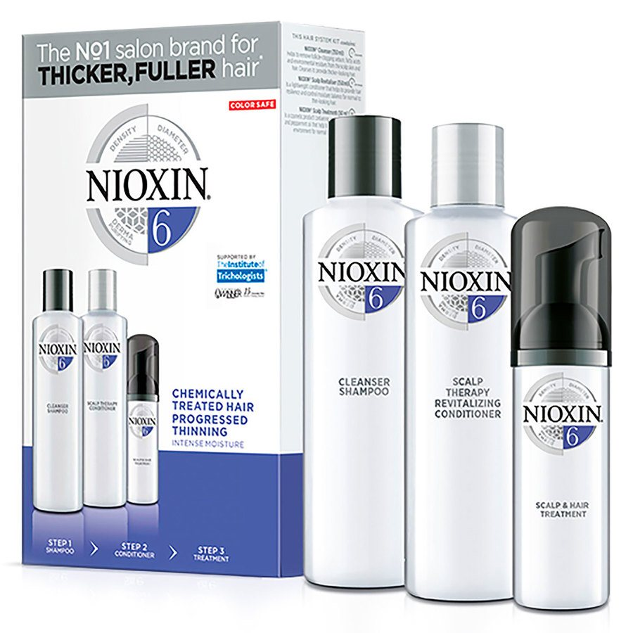 Nioxin System 6 Loyalty Kit