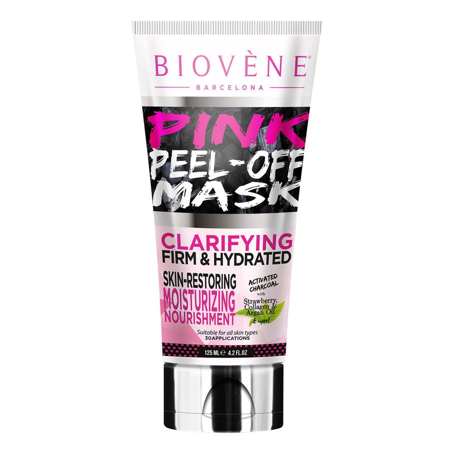 Biovène Pink Peel-Off Mask 125 ml