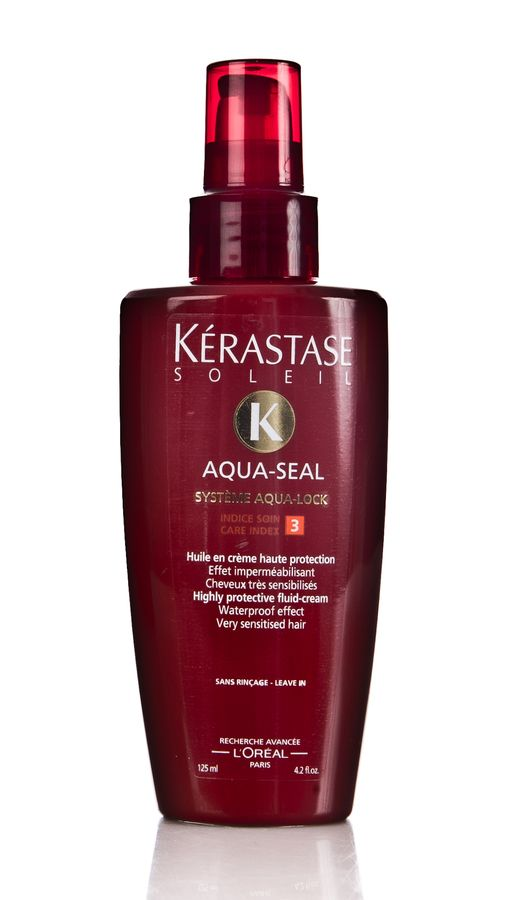 Kérastase Soleil Aqua-Seal Highly Protective Fluid-Cream 125ml