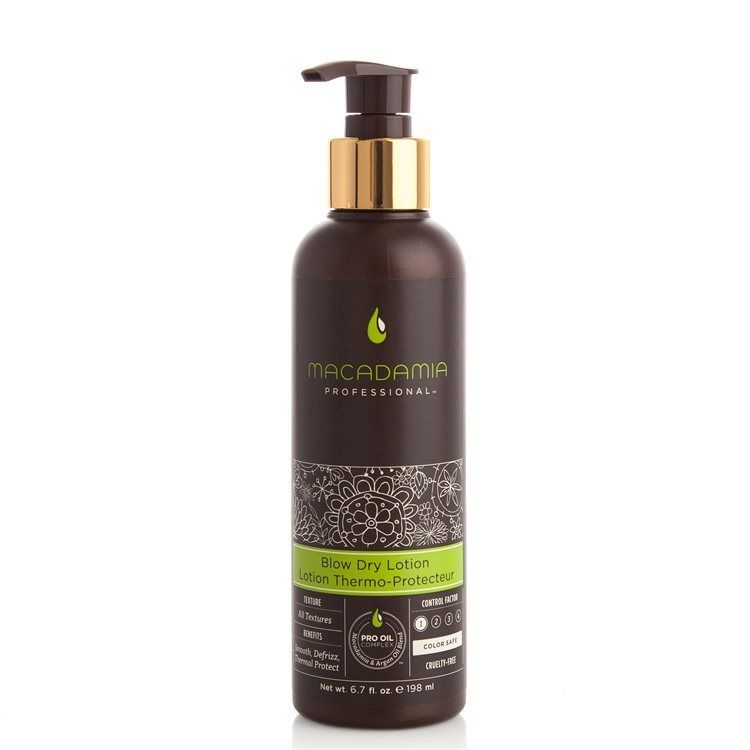 Macadamia Natural Oil Blow Dry Lotion 198 ml