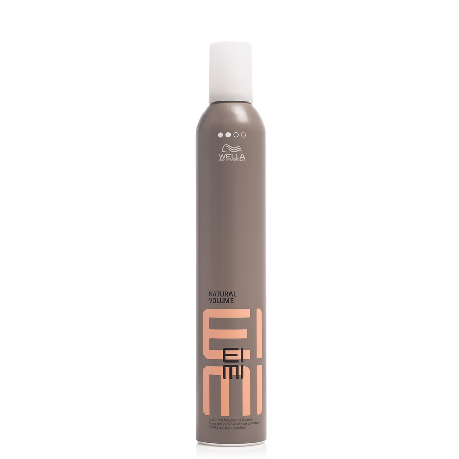 Wella Professionals Eimi Natural Volume Light Hold Mousse 500 ml