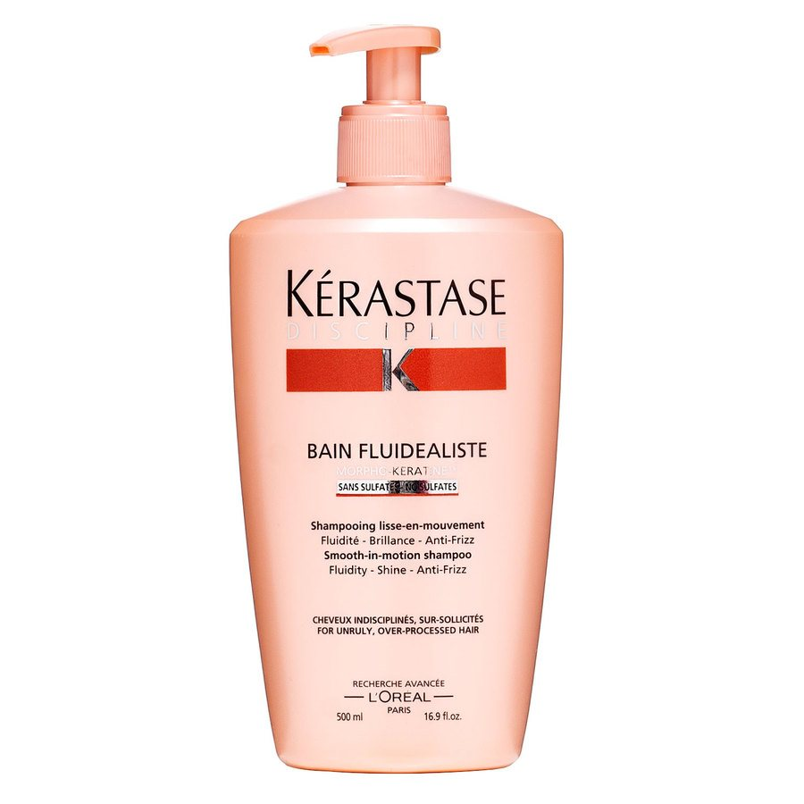 Kérastase Discipline Bain Fluidealiste Smooth-In Motion Shampoo 500 ml