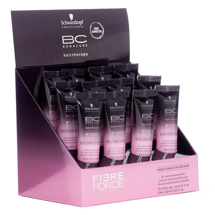 Schwarzkopf BC Fibre Force Bond Connector Infusion 12x10ml
