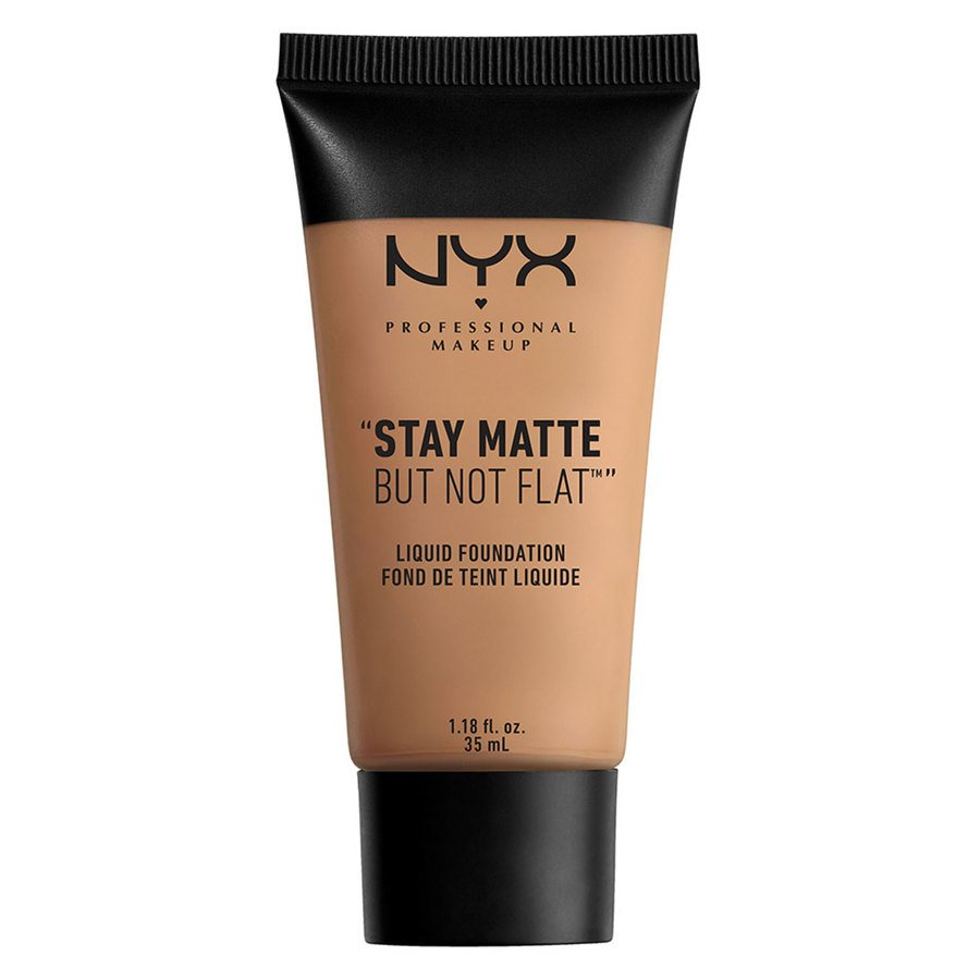 NYX Professional Makeup Stay Matte But Not Flat Liquid Foundation Cinnamon Spice 35 ml