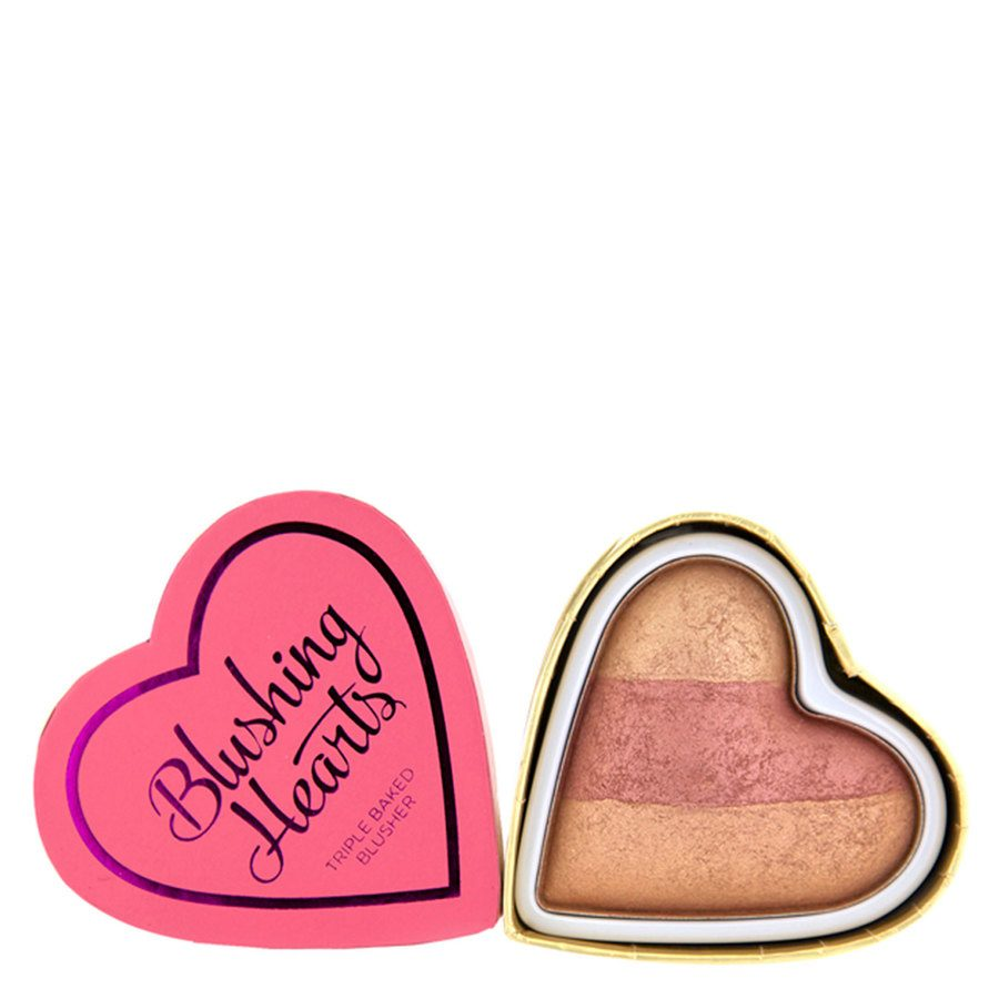 I Heart Revolution Hearts Blusher Peachy Keen Heart